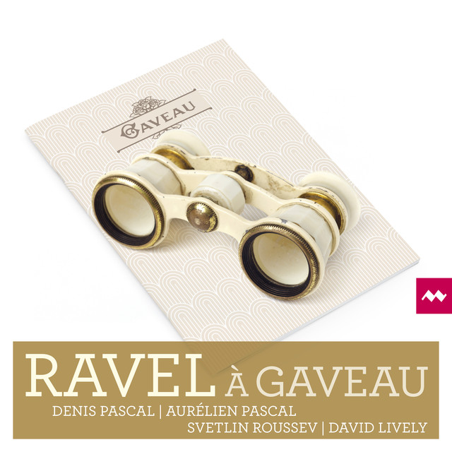 Disque Ravel à Gaveau avec au piano Denis PASCAL