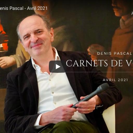 Interview de Denis Pascal pour les Carnets de Voyage de Florence Petros